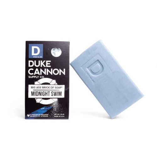 Duke Cannon Big Ass Brick Soap - Midnight Swim