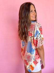 Ruffle Me Pretty Dress - Black