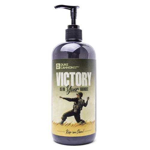 Duke Cannon Liquid Hand Soap - Victory