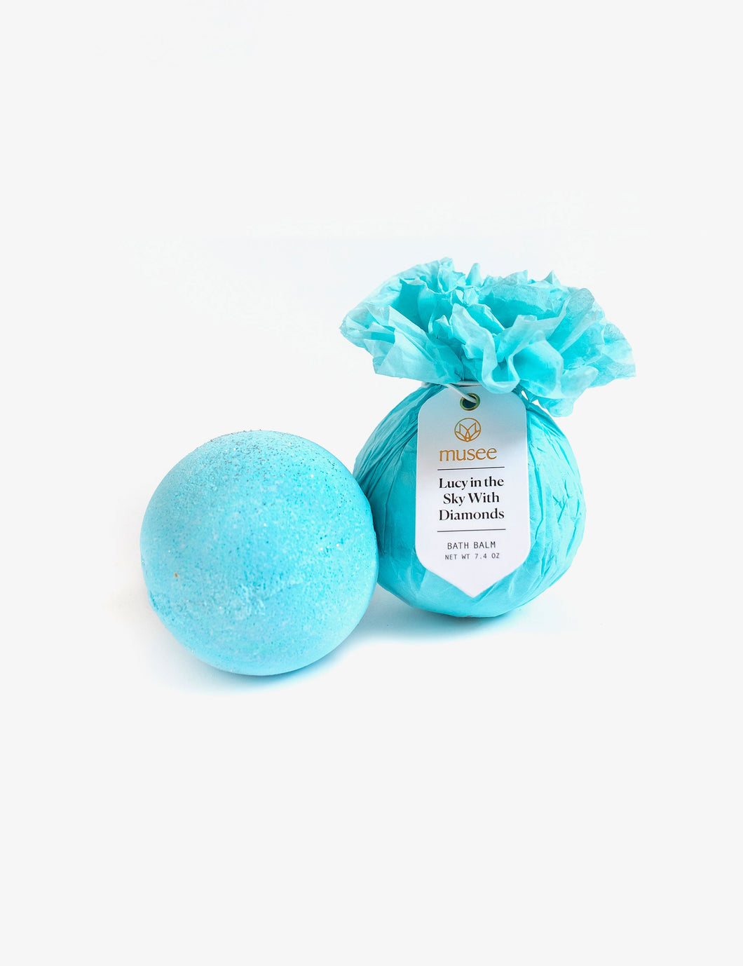 Musee Lucy In The Sky Diamonds Bath Bomb
