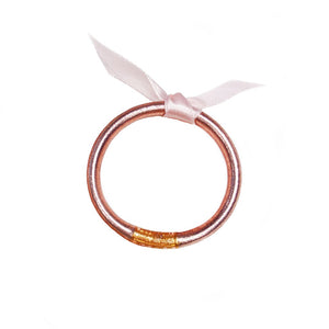 BudhaGirl Baby + Girls Rose Gold All Weather Bangles(AWB)