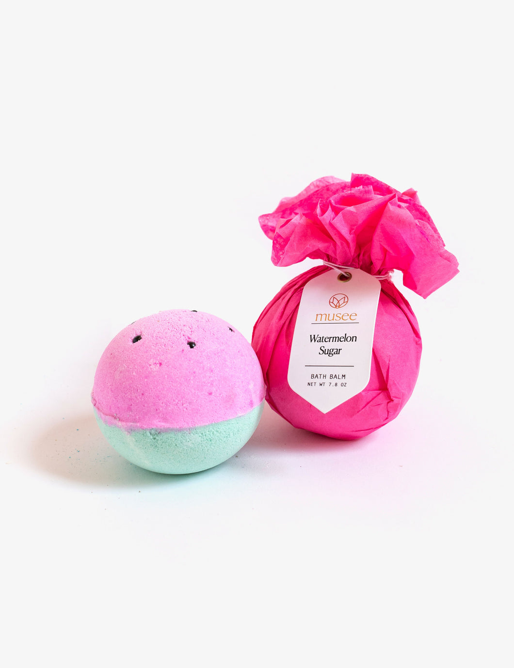 Musee Watermelon Sugar Bath Bomb