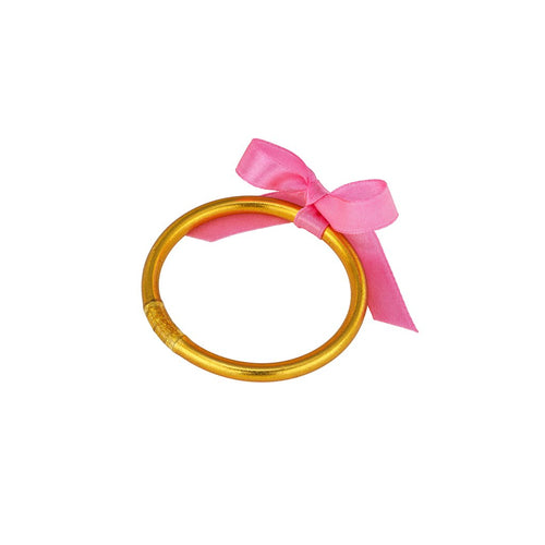BuDhaGirl Baby + Girls Gold All Weather Bangles(AWB)