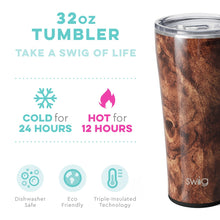 Swig Black Walnut 32oz Tumbler