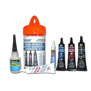 Master Gunsmith Gunlocker Adhesive Kit