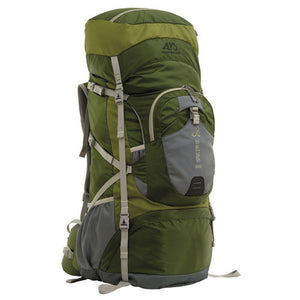 Red Tail Backpack Green, 3900