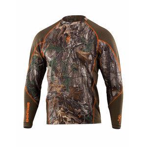 Hell's Canyon Lightweight Base Layer Shirt Realtree Xtra, Large