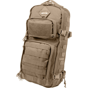 GX-300 Tactical Sling Backpack Tan