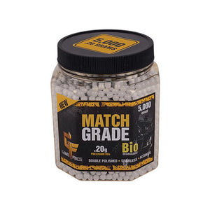 Match Grade 6mm Bio BB .20 Gr (Per 5000)