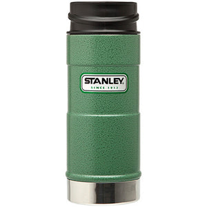 Classic One Hand Vacuum Mug 12 oz Green