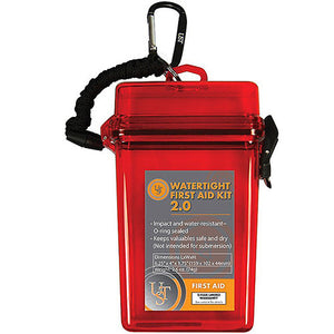 Watertight First Aid Kit 2.0, Red