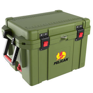 45 Quart Elite Cooler Oilve Drab