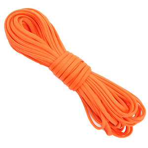 550 Paracord - Orange 50 ft