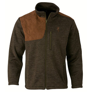 Bridger Shooting Jacket Loden/Brown, X-Large