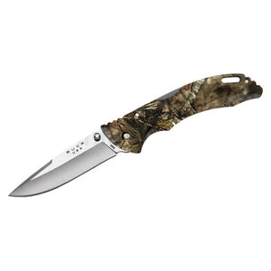 "Bantam BHW, 3 5/8"" Blade, Mossy Oak Break-Up Country ETP Handle, Clam Package"