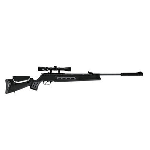 "Model 125 Sniper Vortex Break Barrel Air Rifle .22 Caliber, 19.60"" Barrel, Single Shot, Synthetic Stock with 3-9x32mm Scope"