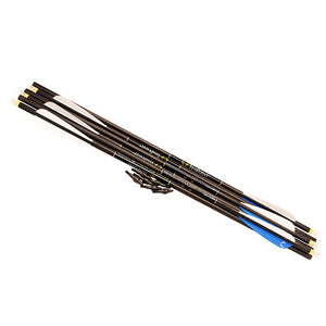 "20"" Omni-Brite 2.0 Lighted PE Carbon Arrows 6 Pack"