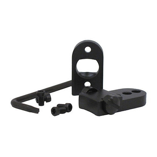 2 Piece Base Remington 700 Short & Long Black Matte
