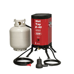 Hot Showers & Water Heaters X-40 Outfitter
