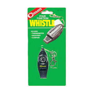 Camping Whistle Four Function Whistle