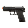 H&K Replica Soft Air USP, CO2, Black .6MM BB