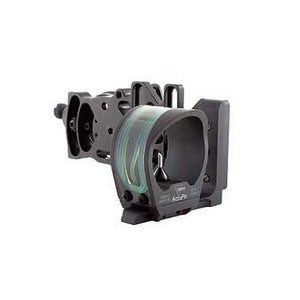 AccuPin Bow Sight Green Reticle, with Left Hand Mount