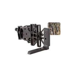 Accudial Mount Left Hand, Sight Bracket, Adaptor, Realtree Camo