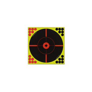Shoot-N-C Targets: Bull's-Eye BMW Per 100