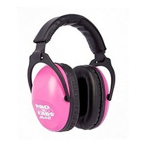 Passive Revo Noise Reduction Rating 25dB, Neon Pink