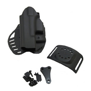 Glock 19 Holster Left Hand, Black