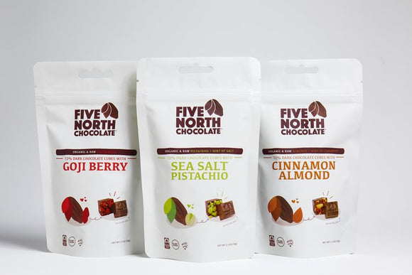 Sampler Pack - All 3 Flavors!
