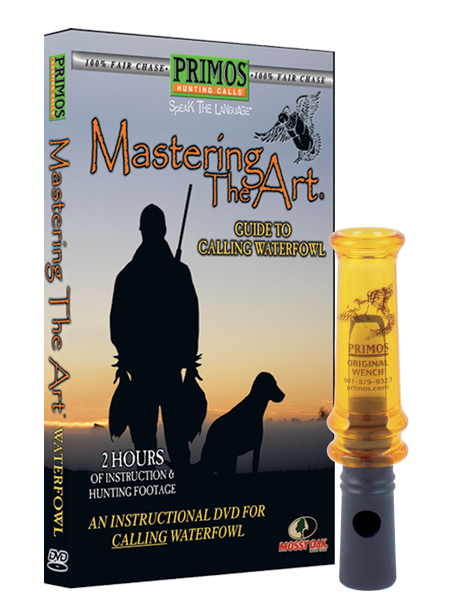 Primos Mastering The Art Duck Pack Duck Calls