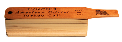 Lynch American Patriot Box Call