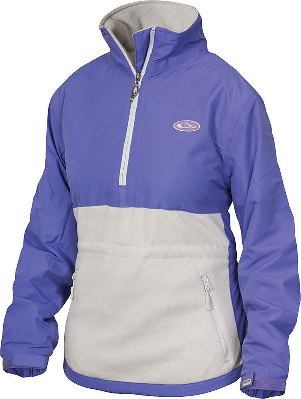 Ladies Drake Eqwader Quarter-Zip