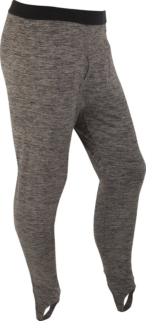 Drake Baselayer Pant Charcoal Heather