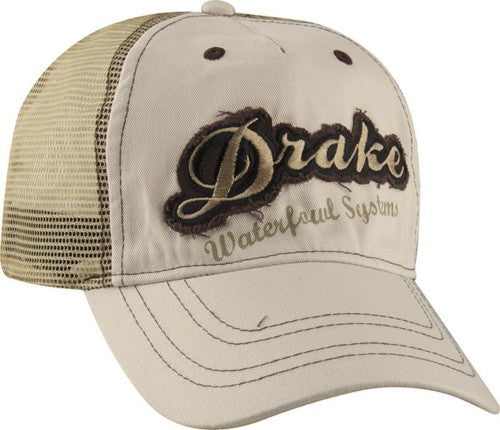 Drake Flex Fit Mesh Back Cap