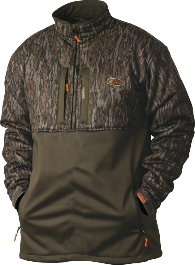 Non-Typical Silencer Quarter-Zip Pullover