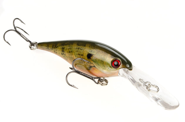 Strike King Pro-Model Crankbait Lucky Shad