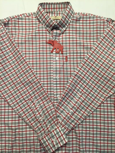 Tuskwear Open Tattersal Dress Shirt