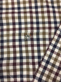 Southern Point Brushed Cotton Button Down