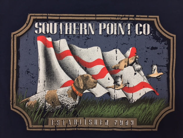 Southern Point State Pride Youth LS Tee