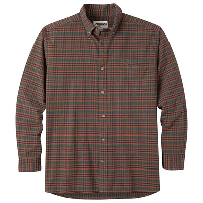 Mountain Khaki Men's Downtown Flannel Shirt
