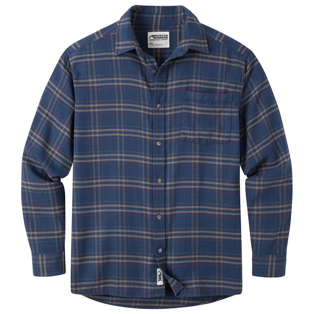 Mountain Khaki Men's Peden Plaid Shirt