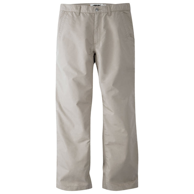 Mountain Khaki Men's Poplin Pant Slim Fit