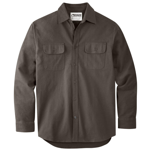 Mountain Khaki Men's Ranger Chamois Shirt