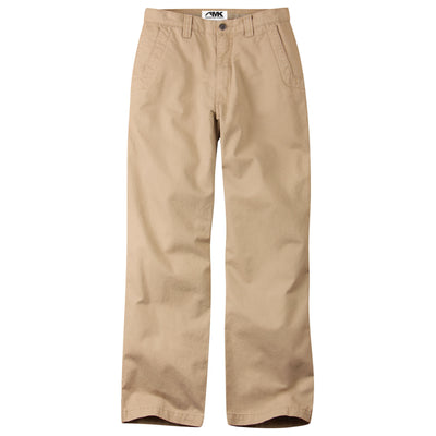 Mountain Khaki Men's Teton Twill Slim Fit Pant