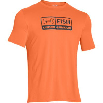 UA Fish Tech Tee
