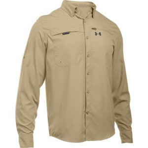 UA Fish Stalker L/S Shirt