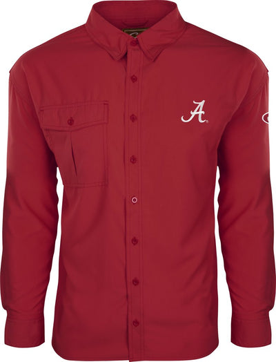 Drake Alabama L/S Flyweight Shirt