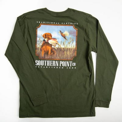 Southern Point Long Sleeve Field Lab